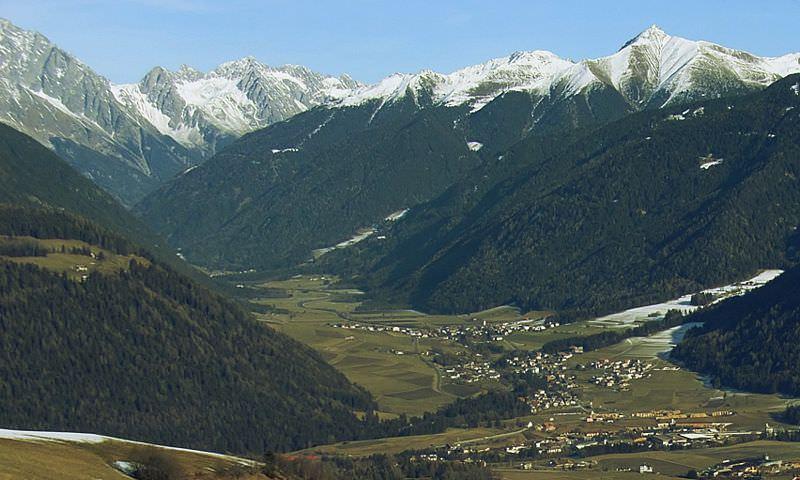 Alpen Palace ai confini del mondo