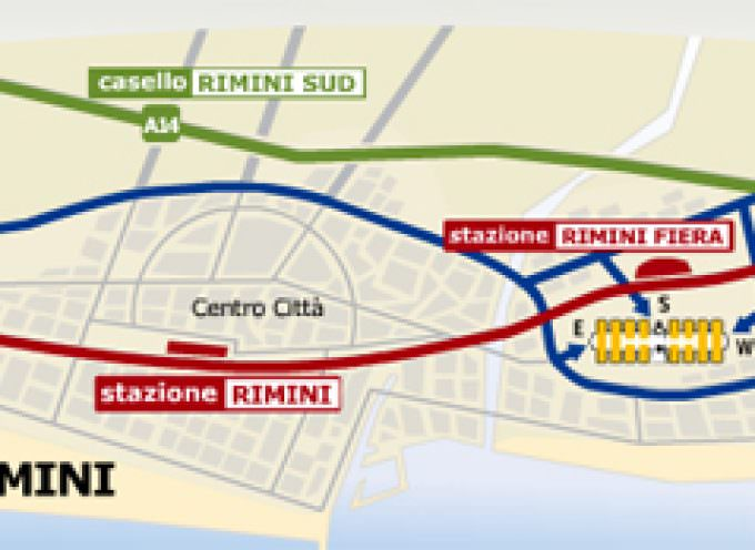 Rimini is on the Emilia-Romagna coast: it is in a privileged position: