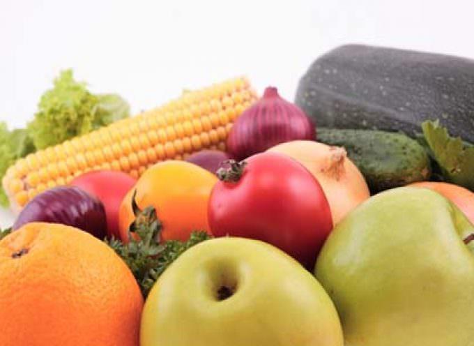 """Salute: frutta e verdura """"made in Italy"""" sono sicure e di grande qualità"""