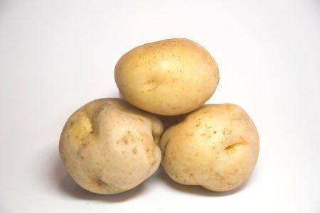 Cotte con l'elettroshock, le patate contengono più ossidanti