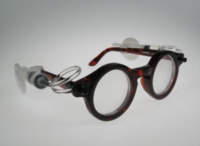 Designer Focuses on Marketing Adjustable Eyeglasses at $1 a Pair