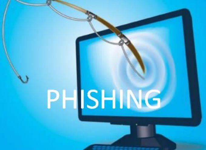 Phishing, i Consigli per difendersi dagli attacchi on line