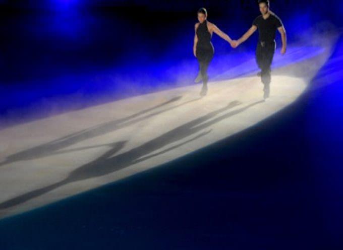 Al Godenda «On Ice» di Maria Luisa Liviero