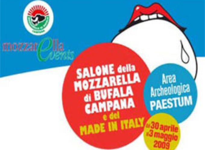 Il Salone della Mozzarella di Bufala Campana alla Freizeit Reisen Erholen di Monaco di Baviera