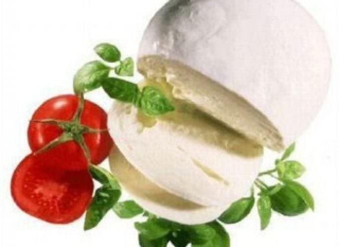 Made in Italy: Coldiretti, bene sequestro 50% mozzarelle da estero