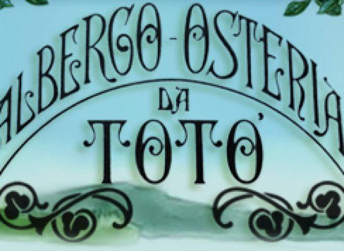 """Albergo Osteria """"da Totò"""""""