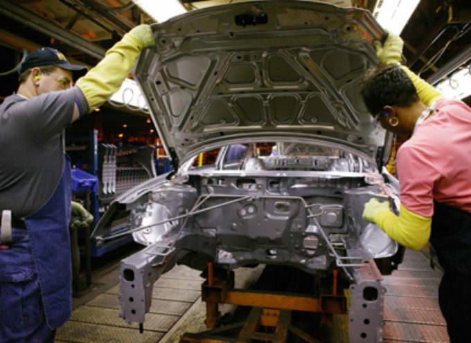 Istat: La produzione industriale a settembre fa segnare un -5.3%