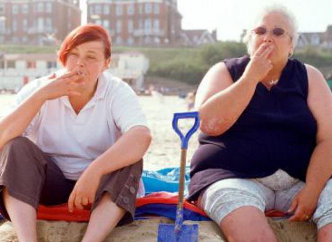Etre obèse est aussi dangereux pour la santé que fumer