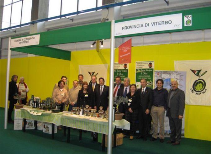 Viterbo: la Provincia a Olio Capitale