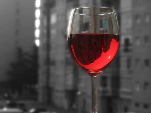Drink Red Wine and Keep Breasts, Livers and Brains Healthy