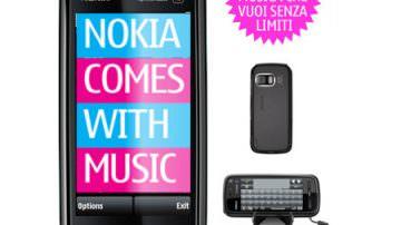 """Nokia """"Comes With Music"""" arriva anche in Italia"""
