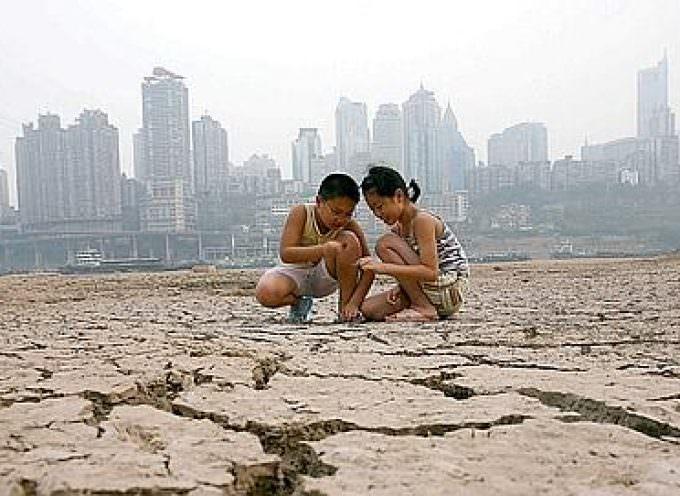 Ambiente, Coldiretti: la desertificazione mette a rischio il Made in Italy