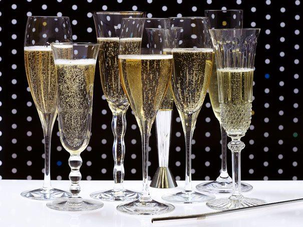 Un brindisi! Magri e soddisfatti con la dieta dello champagne