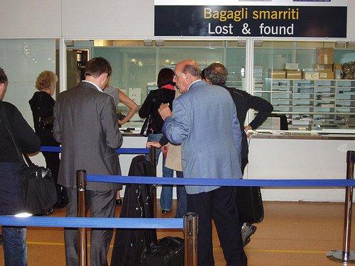 Trasporto aereo, il Codacons: ogni anno spariscono un milione di valigie