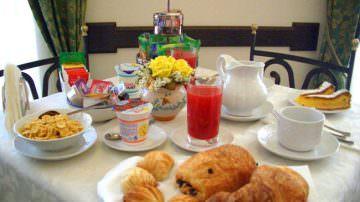 Il buongiorno si vede dal mattino. E da quello che mangi