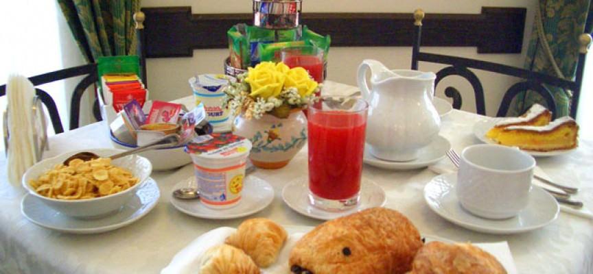 Il buongiorno si vede dal mattino e da quello che mangi for Buongiorno con colazione