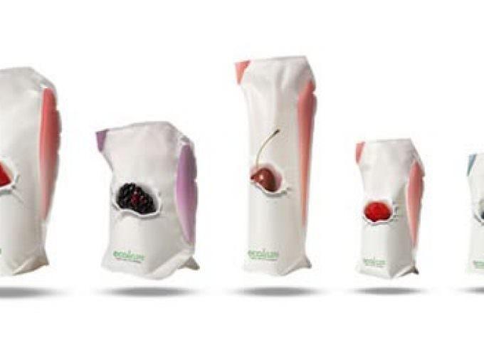 Svezia: La Ecolean presenta una nuova confezione ultra-leggera per succhi di frutta