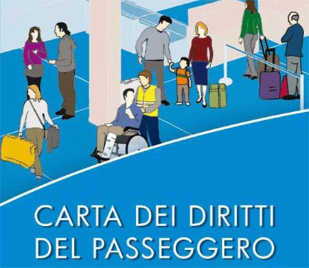 Trasporto aereo, arriva la nuova edizione della Carta dei Diritti del Passeggero