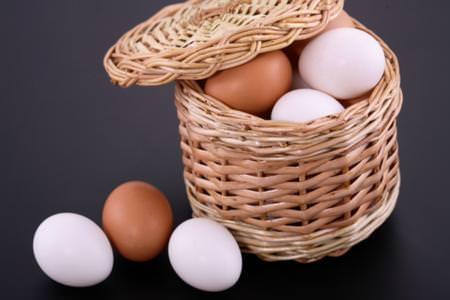 Le uova moderne hanno meno colesterolo