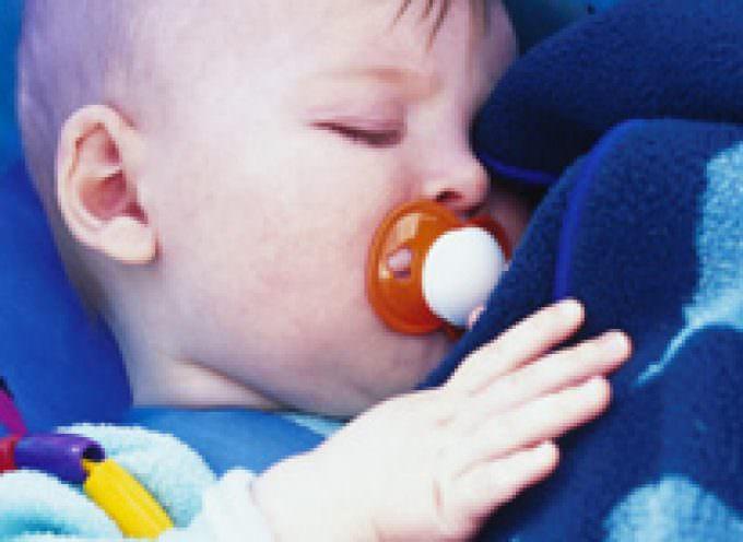 Se il bambino non dorme, forse mangia male
