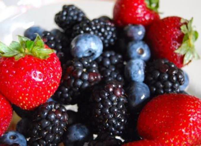 I frutti di bosco difendono il fegato
