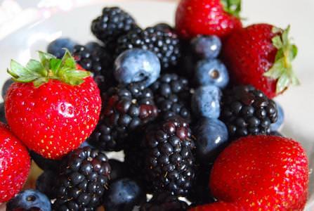 Frutti di bosco per la salute del cuore