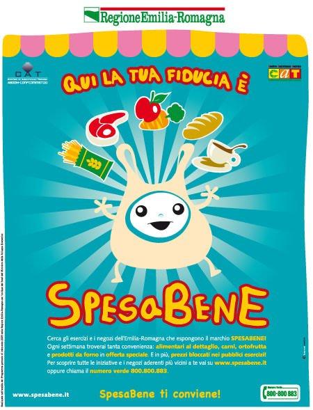 """Emilia Romagna: 3500 punti vendita aderiscono al progetto """"Spesabene"""""""