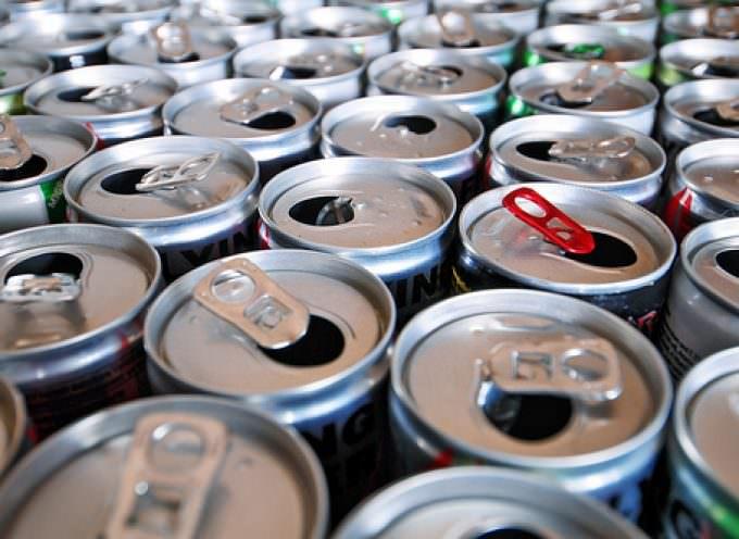 Energy drink: fanno effetto appena toccano la lingua