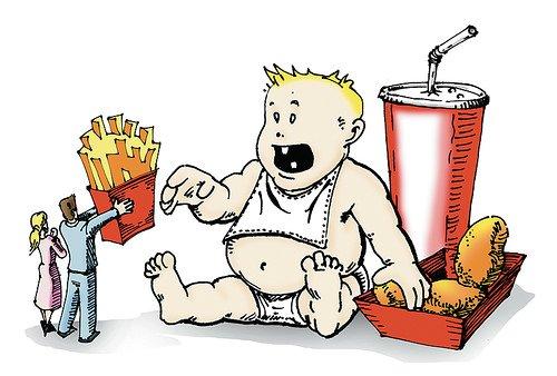 Salute, il 52% dei bambini milanesi ha problemi di peso