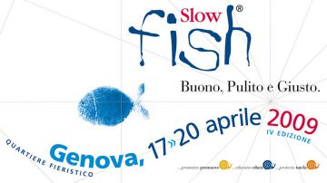 Genova: Slow Fish – Le aree espositive