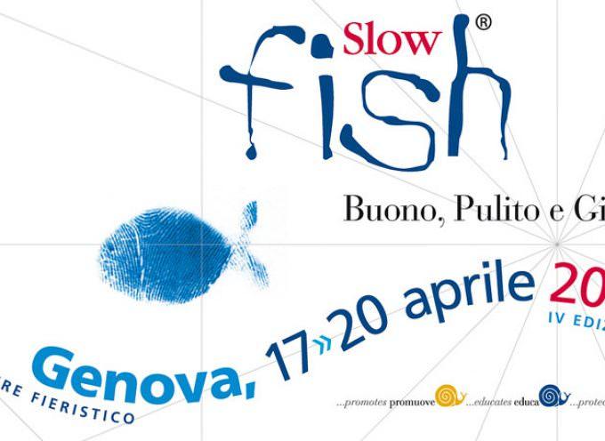 Inaugurata la quarta edizione di Slow Fish