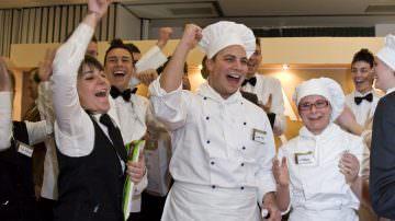 Vince il Premio Chez Vous 2009 l'Istituto Alberghiero di Foggia