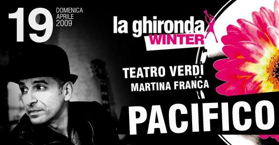 Pacifico in concerto: dentro ogni casa tour sbarca a Martina Franca