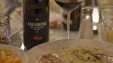 Veneto: In regalo una bottiglia di vino se chi guida non beve al ristorante