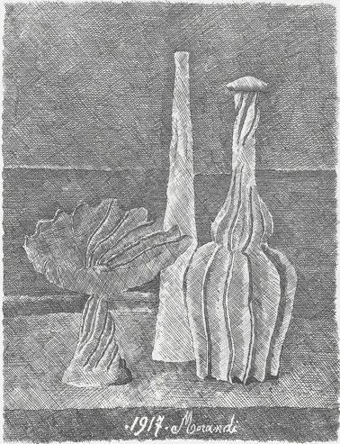Morandi: l'arte dell'incisione