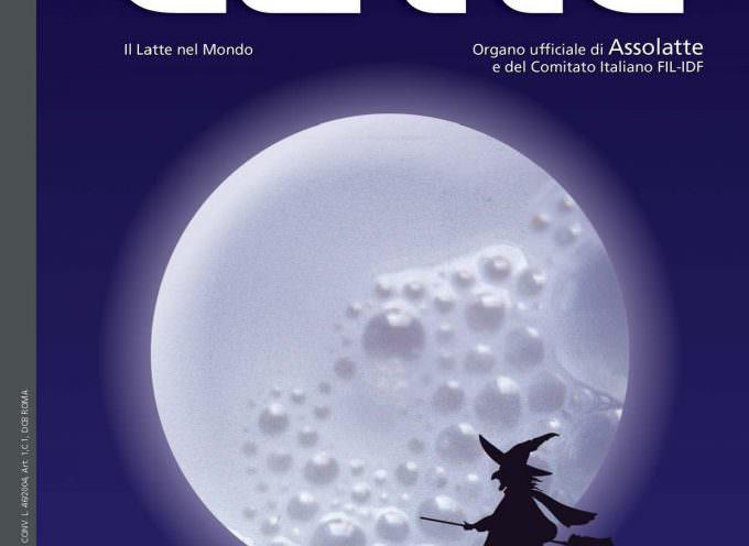 Il 2011 si apre con un numero de Il Mondo del Latte molto ricco con un articolo di Paolo De Castro