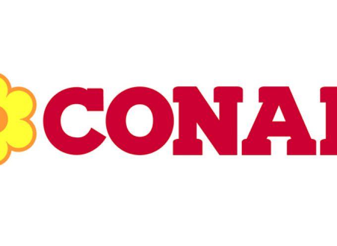 Aumenta la vendita dei prodotti Conad
