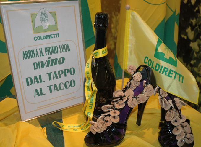 Vino, Coldiretti: arrivano prime DOC da calzare