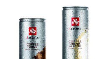 Illy issimo è arrivato anche in Italia nelle versioni illy issimo Coffee Drink e illy issimo Coffee Drink al Latte