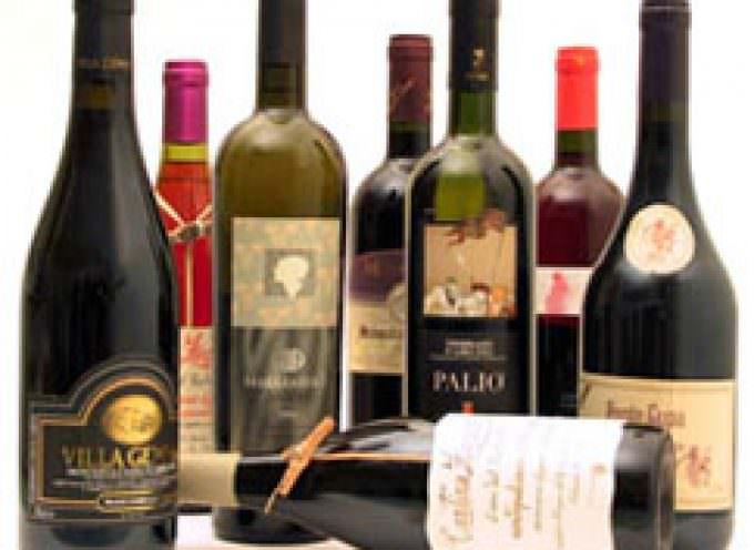 I Paesi del BRIC bevono vino italiano