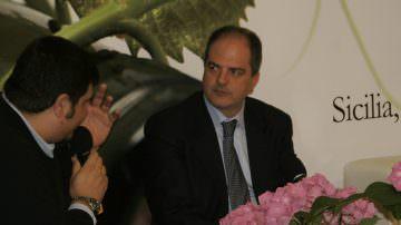 Il Presidente Castiglione al Vinitaly di Verona