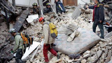 Terremoto in Abruzzo, deliberato lo stato di emergenza