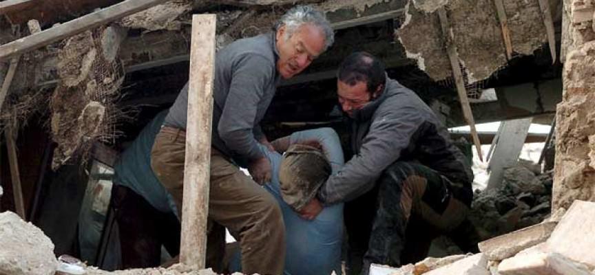 Terremoto, Confcommercio apre una sottoscrizione tra i propri associati