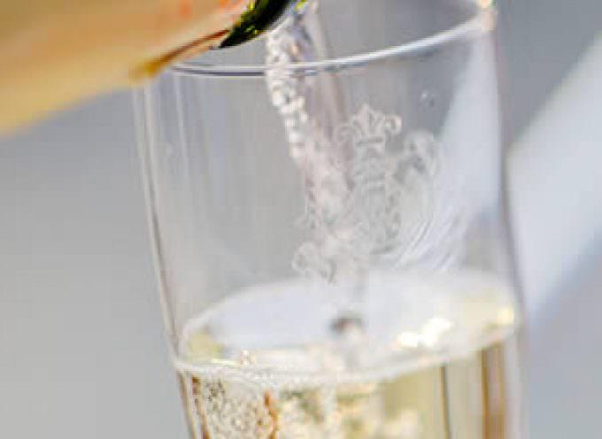 Il Prosecco senza solfiti di Perlage in vetrina a Vino in Villa