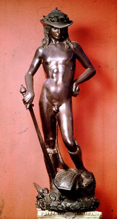Fiera: dal 7 al 31 maggio in mostra il David di Donatello
