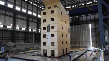 L'Edificio che resiste ai terremoti