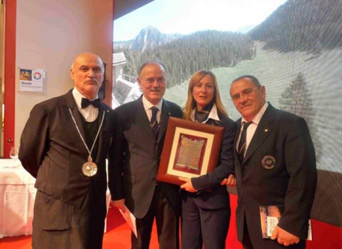 Ais Veneto premia la carta dei vini del Ristorante Rio San Martino