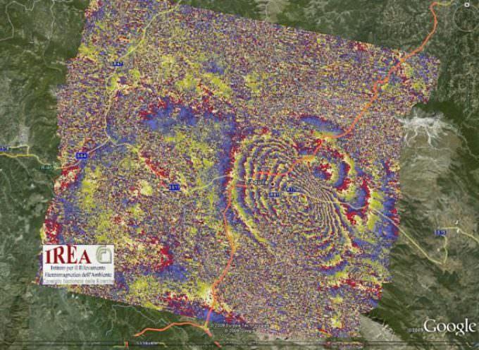 Terremoto: la deformazione è di circa 25 cm