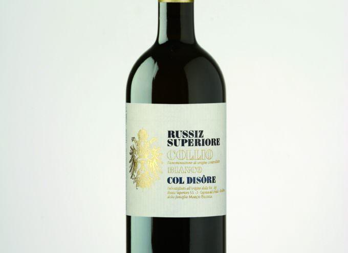 Collio Bianco Col Disôre 2001: un grande vino da invecchiamento