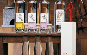 La Rinaldi distribuisce le grappe e le acquaviti di Pilzer